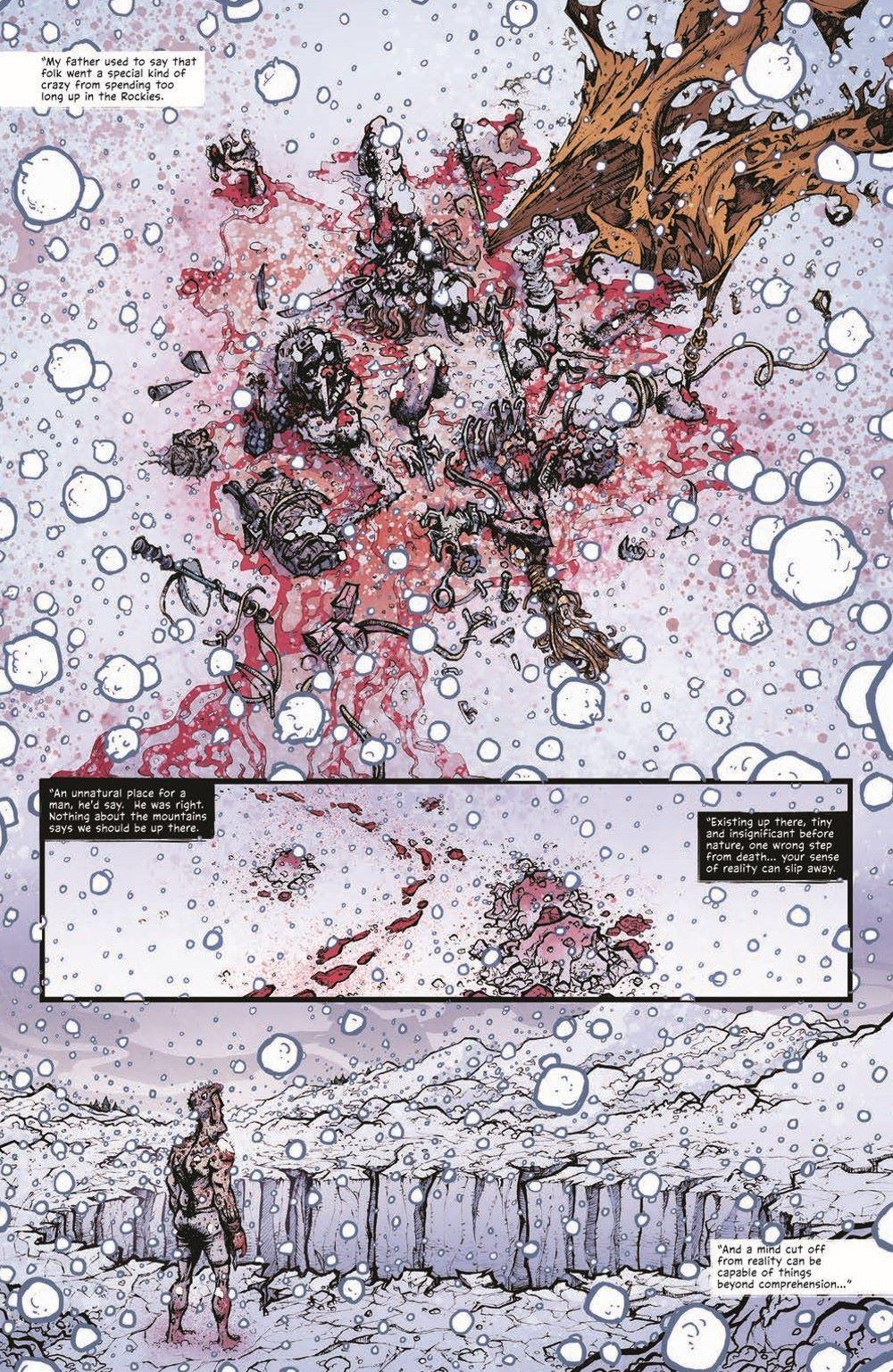 MTNH-TPB_pr-4 ComicList Previews: MOUNTAINHEAD VOLUME 1 TP