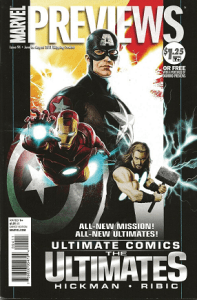Marvel-Previews-94-197x300 Minor Miles Morales: Other Spider-Miles Keys