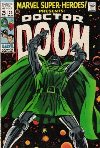 Marvel-Super-Heroes-20-203x300 Doctor Doom Keys on a Budget: What to Keep and Eye On