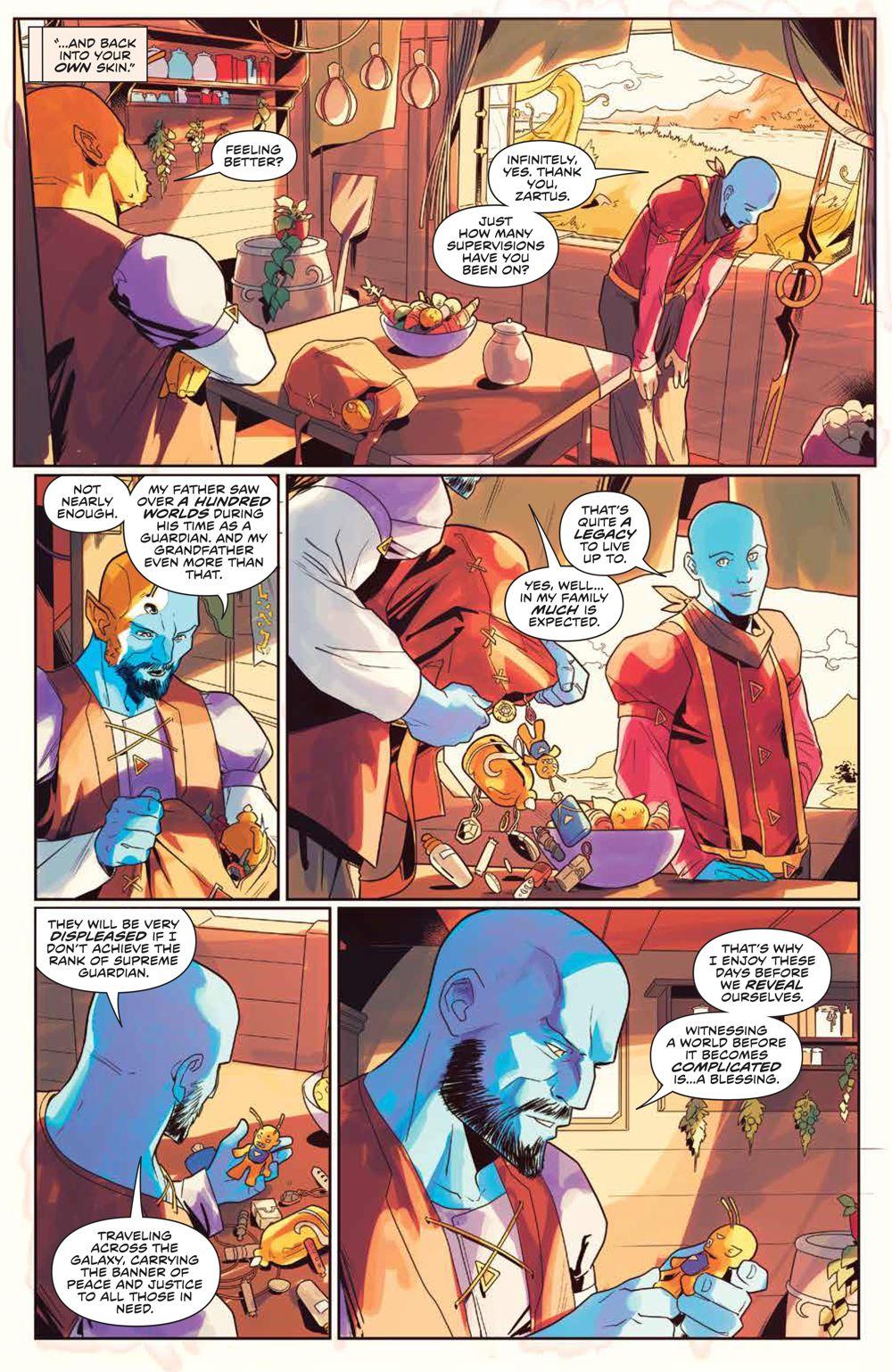 MightyMorphin_003_PRESS_4 ComicList Previews: MIGHTY MORPHIN #3