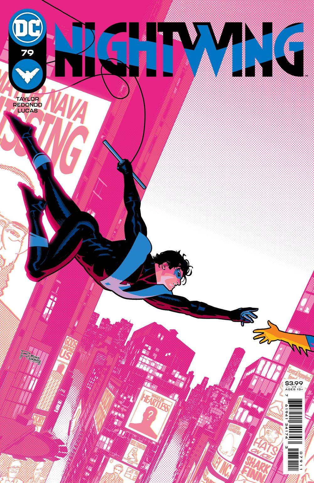 NIGHTWING_Cv79 DC Comics April 2021 Solicitations