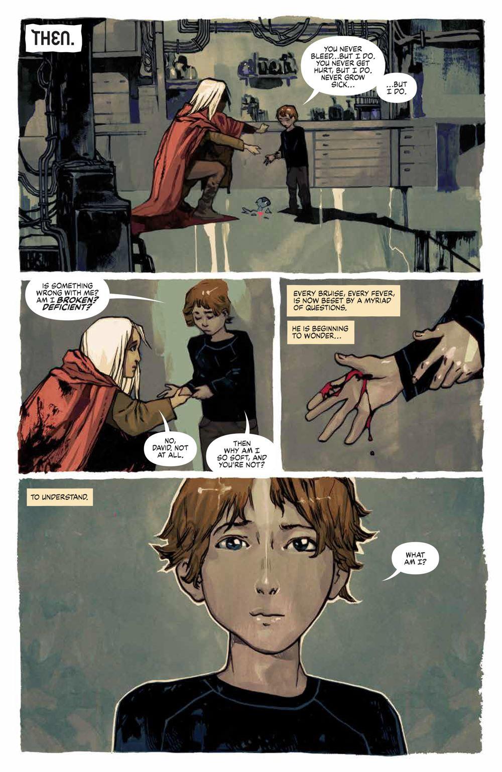 Origins_003_PRESS_3 ComicList Previews: ORIGINS #3 (OF 6)