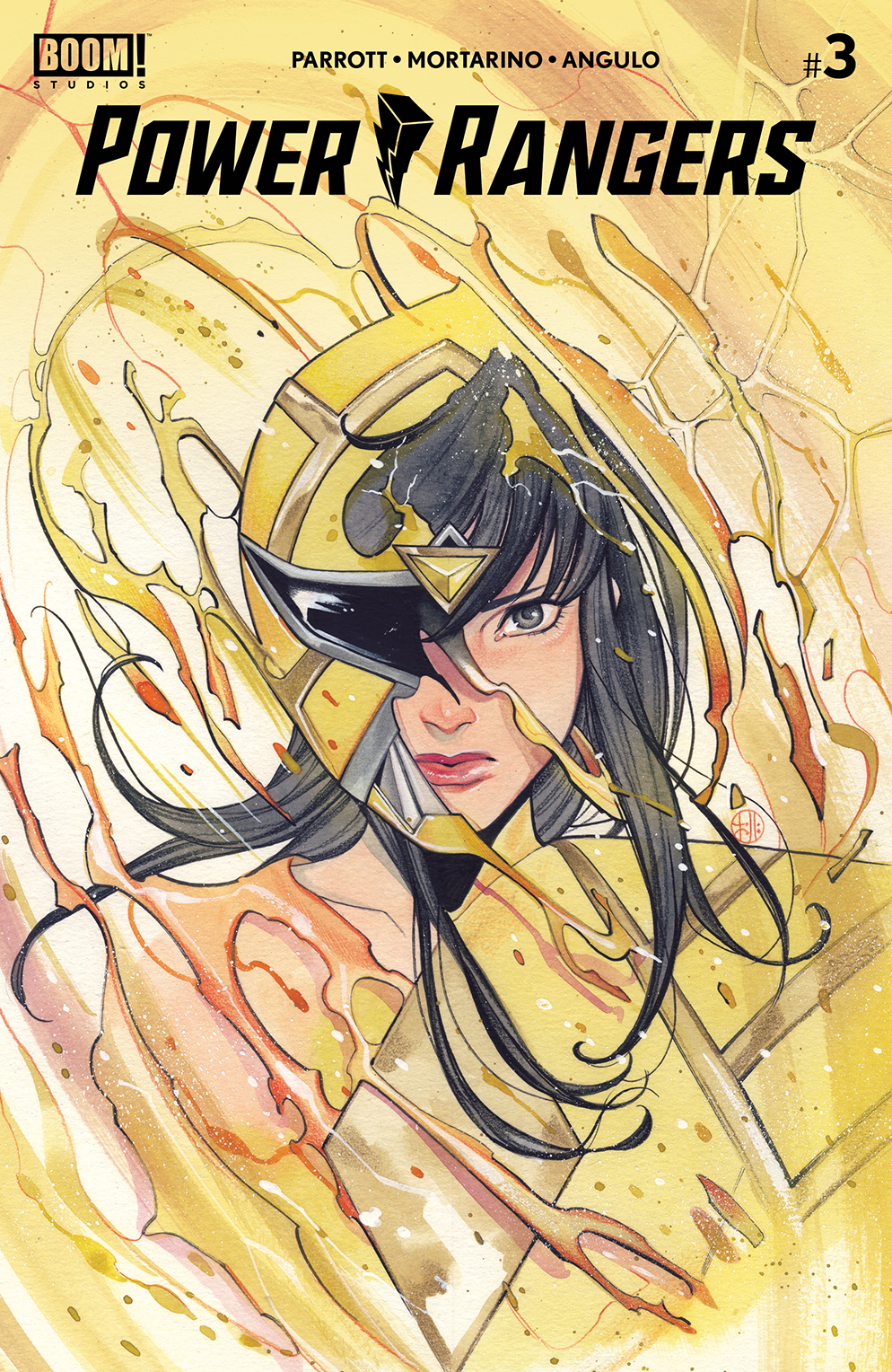 PowerRangers_003_Cover_F_Variant ComicList: BOOM! Studios New Releases for 01/20/2021