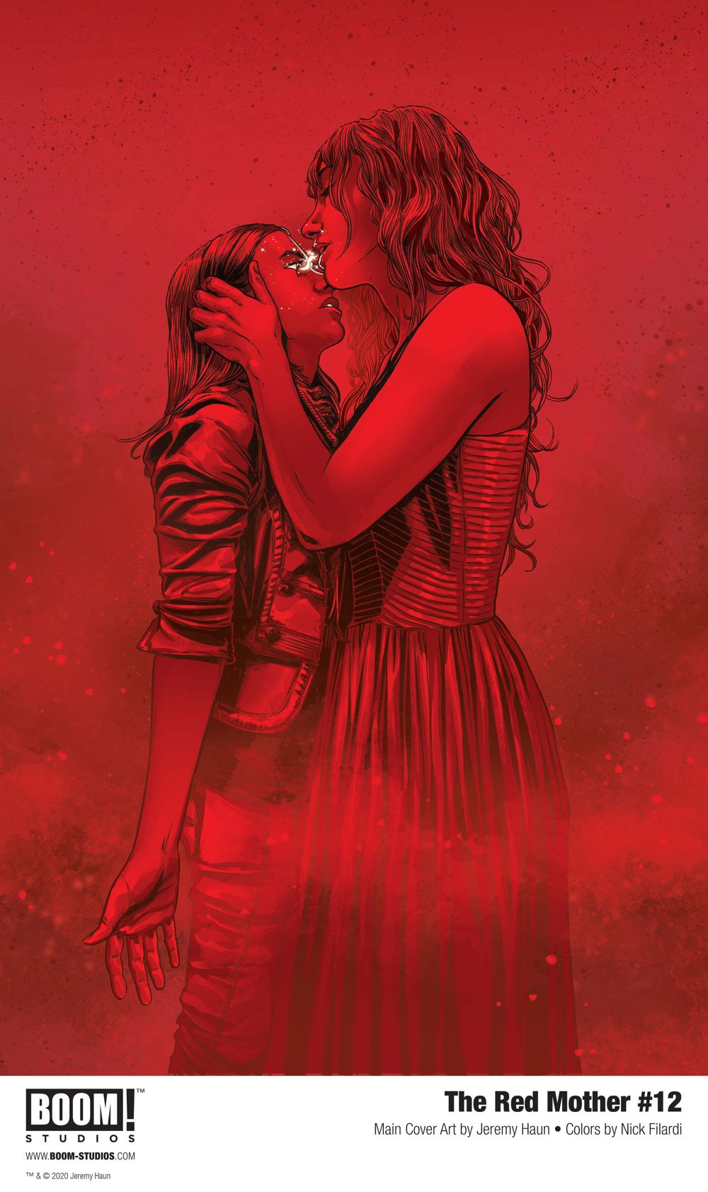 RedMother_012_Cover_Main_PROMO First Look at BOOM! Studios' THE RED MOTHER #12