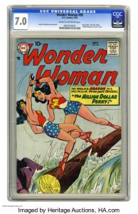 Ross-Andru-Wonder-Woman-98-194x300 A Wonder Woman Among Boys: Grade A on the CAT Scale