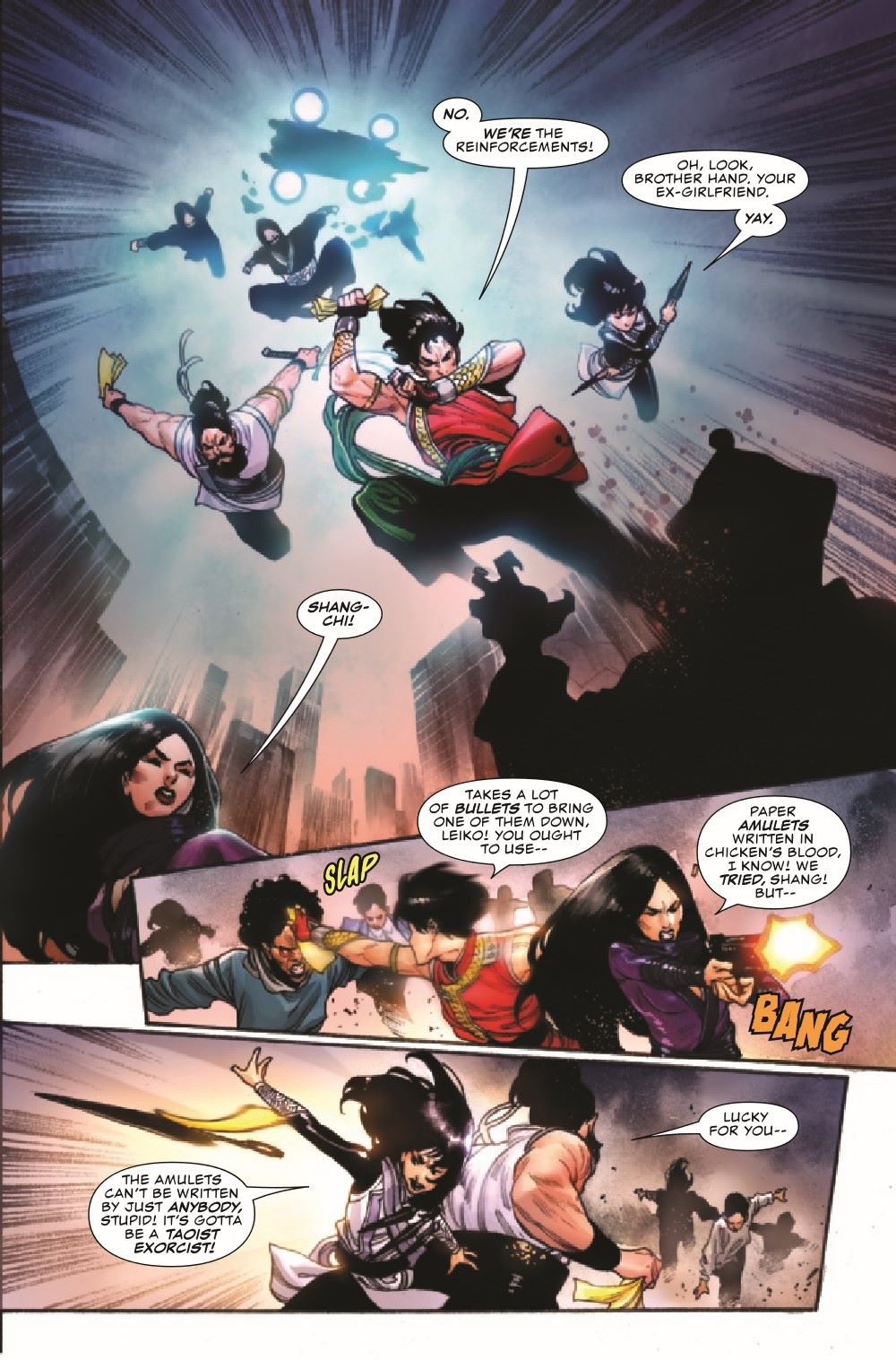 SHANGCHI2020005_Preview-5 ComicList Previews: SHANG-CHI #5 (OF 5)
