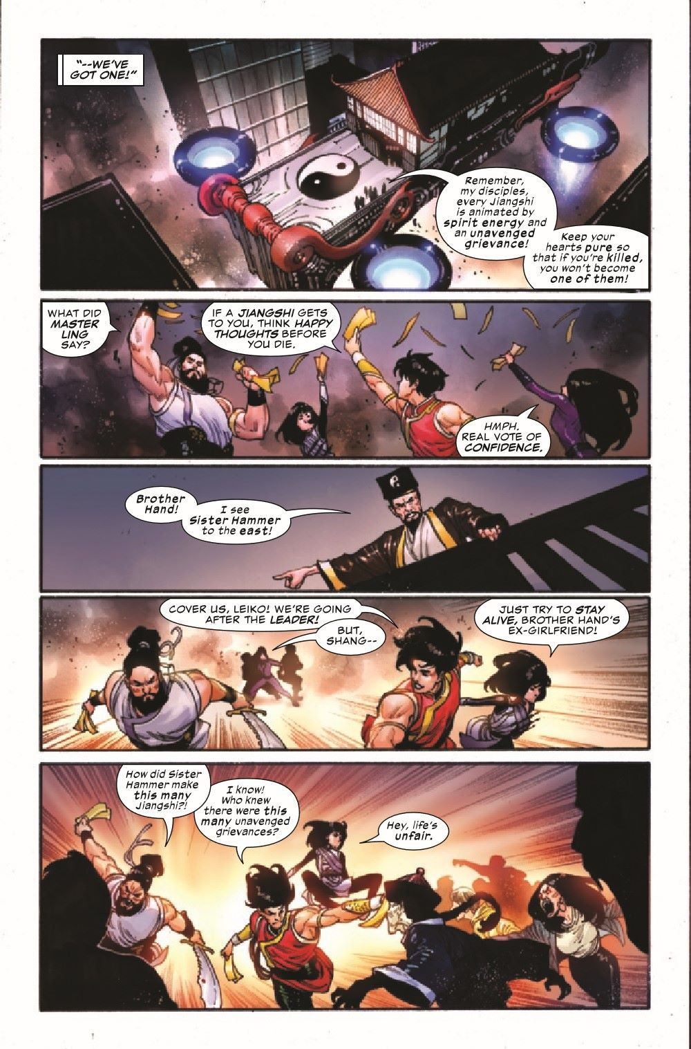 SHANGCHI2020005_Preview-6 ComicList Previews: SHANG-CHI #5 (OF 5)