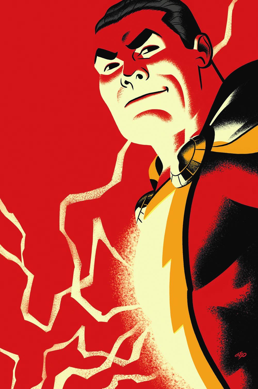SHAZAM-WORLDS-MIGHTIEST-MORTAL-VOL3 DC Comics April 2021 Solicitations