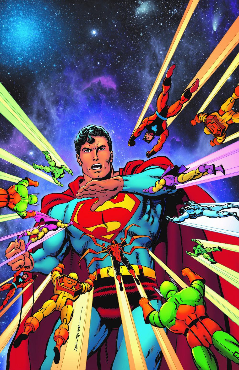 SM-MAN-OF-STEEL-VOL3 DC Comics April 2021 Solicitations
