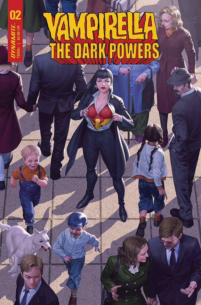 STL174672 ComicList: Dynamite Entertainment New Releases for 01/27/2021