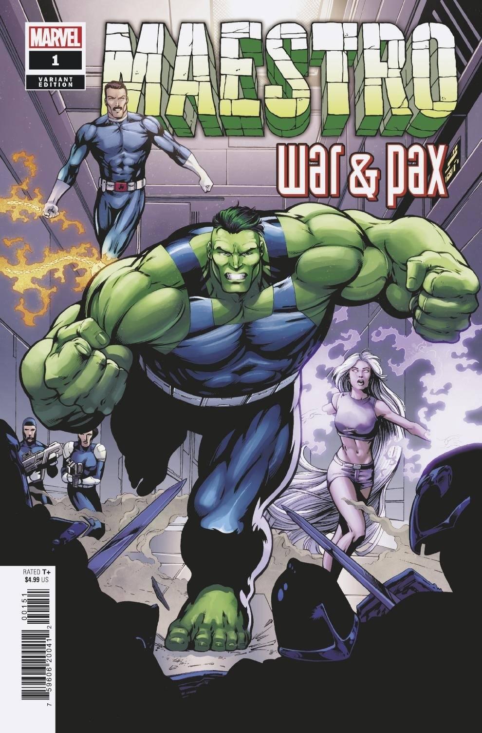 STL174861 ComicList: Marvel Comics New Releases for 01/20/2021