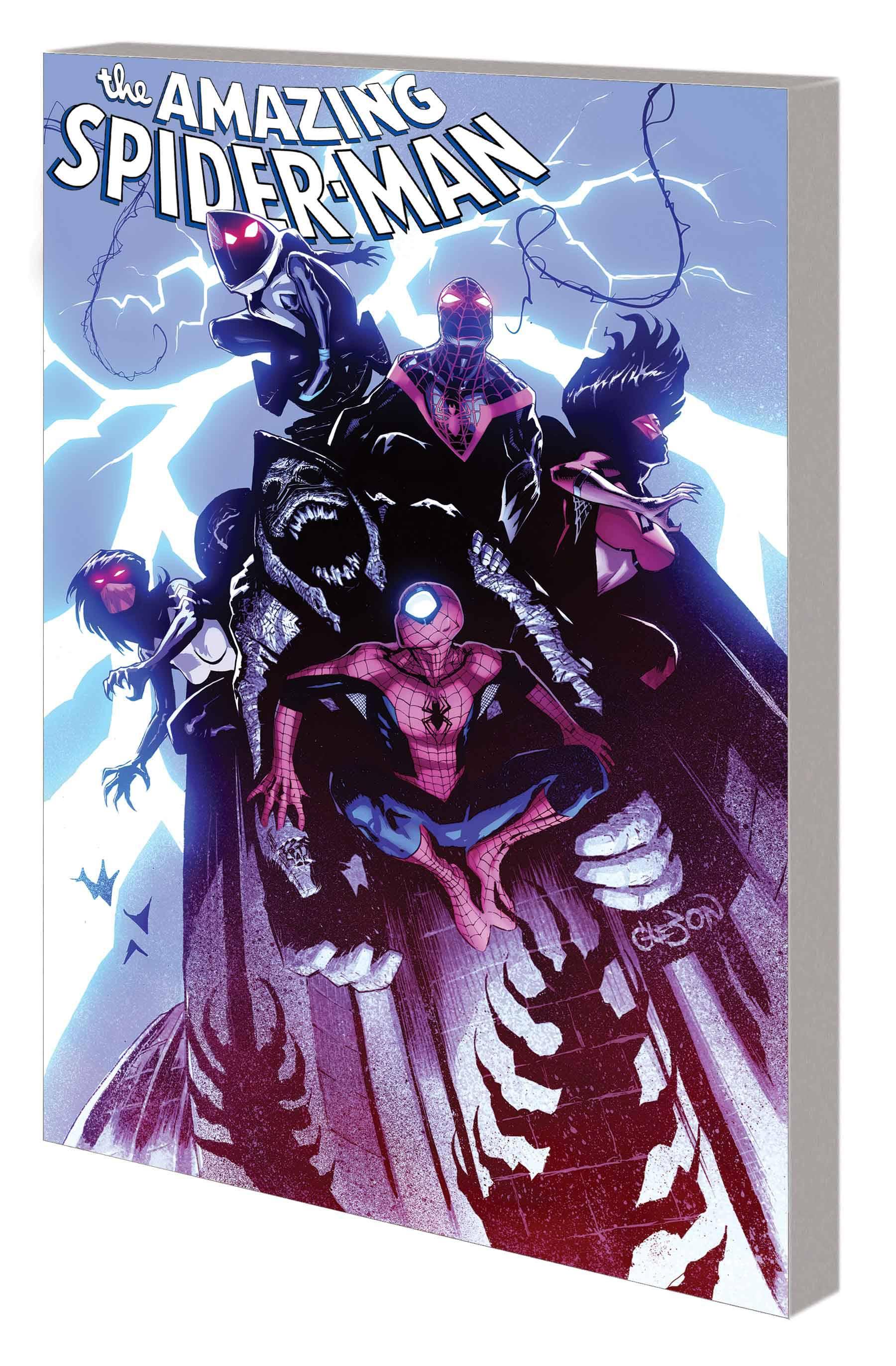 1996 Marvel Vision Trading Card #5 Punisher Spider-Man Team-Up