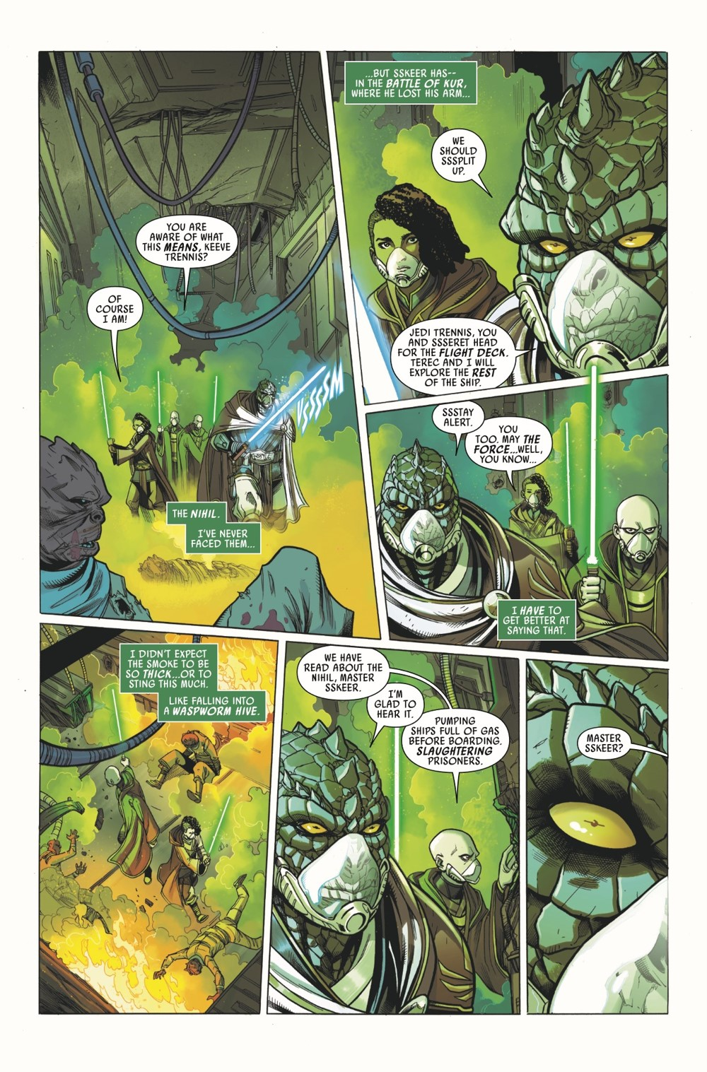 STWHIGHREP2021002_Preview-5 ComicList Previews: STAR WARS THE HIGH REPUBLIC #2