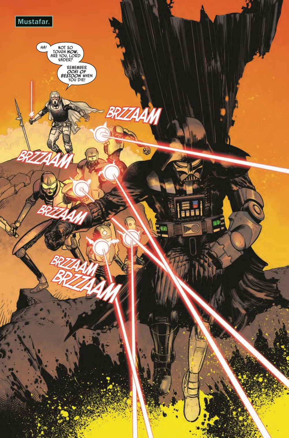 STWVADER2020009_Preview-3 ComicList Previews: STAR WARS DARTH VADER #9
