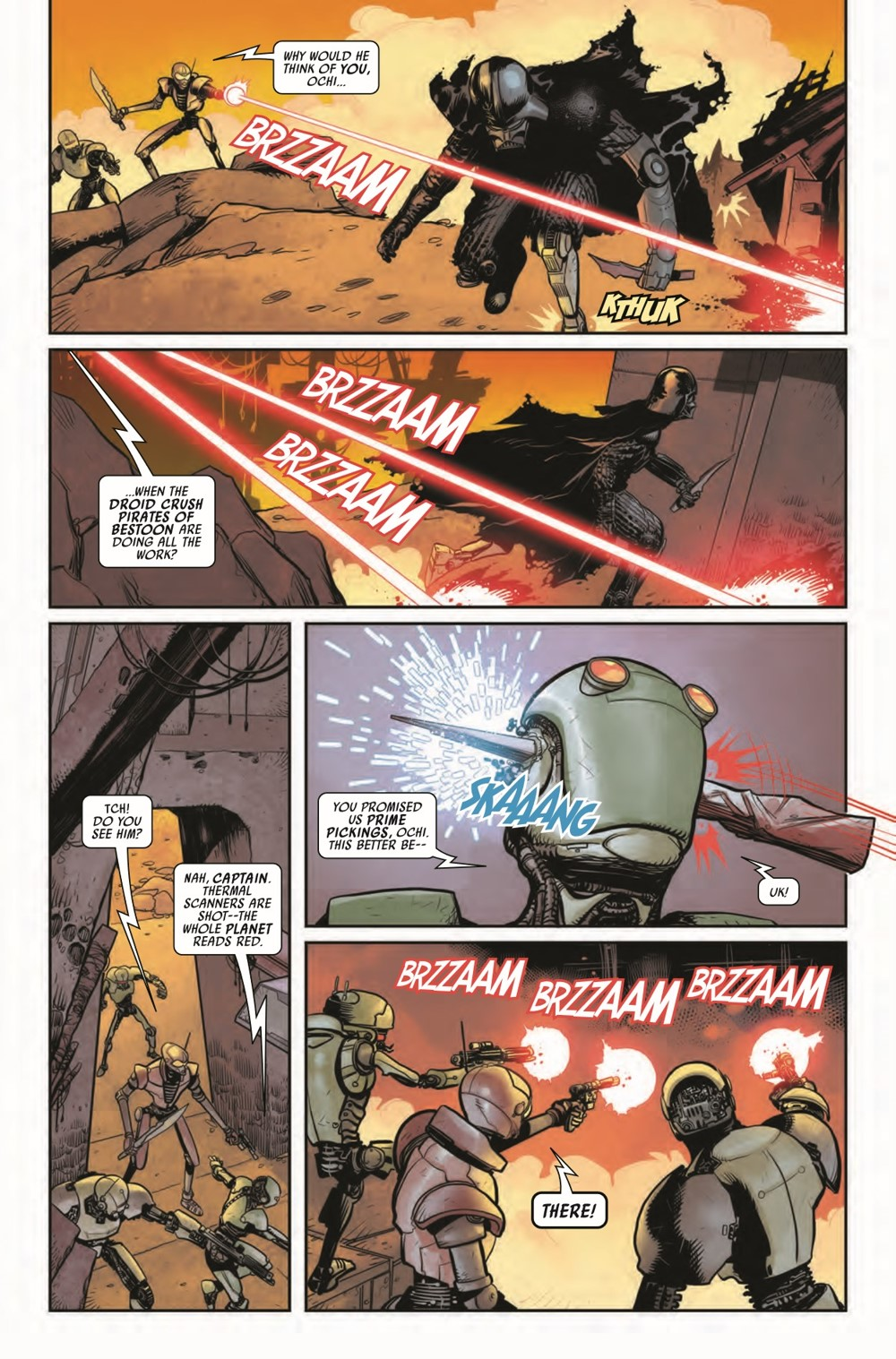 STWVADER2020009_Preview-4 ComicList Previews: STAR WARS DARTH VADER #9