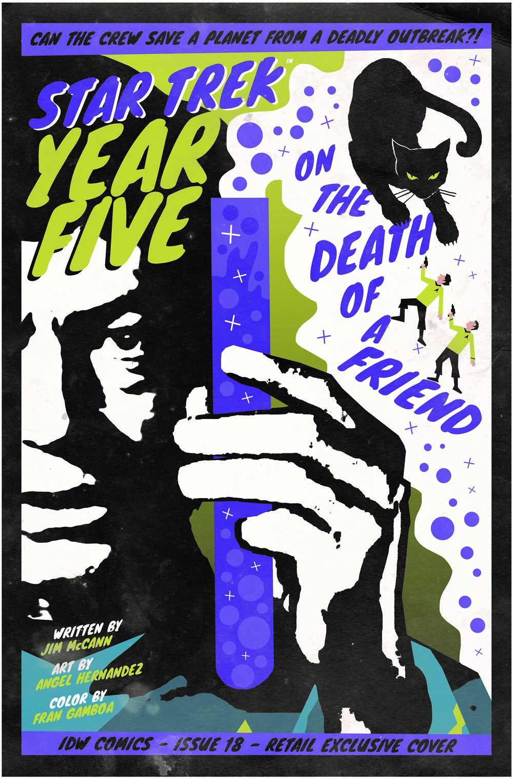 ST_YearFive18-coverRI ComicList: IDW Publishing New Releases for 01/06/2021
