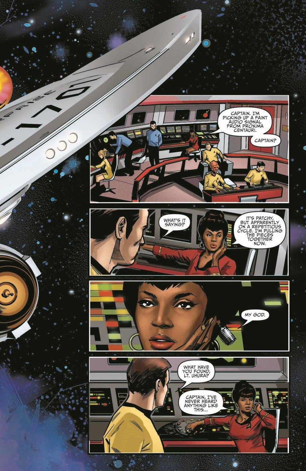 ST_YearFive18-pr-5 ComicList Previews: STAR TREK YEAR FIVE #18