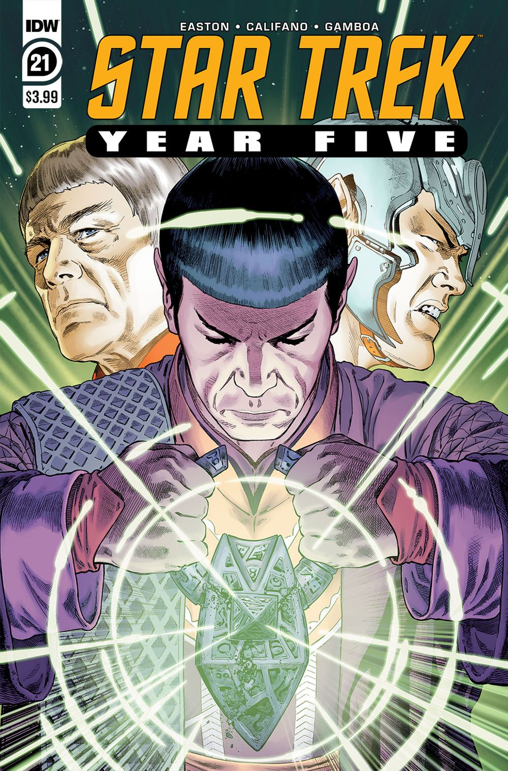 ST_YearFive21-cover-copy IDW Publishing April 2021 Solicitations