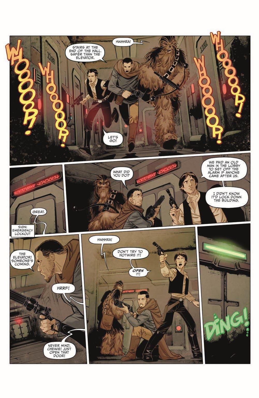 SWA_Smuggler02_pr-7 ComicList Previews: STAR WARS ADVENTURES SMUGGLER'S RUN #2 (OF 2)