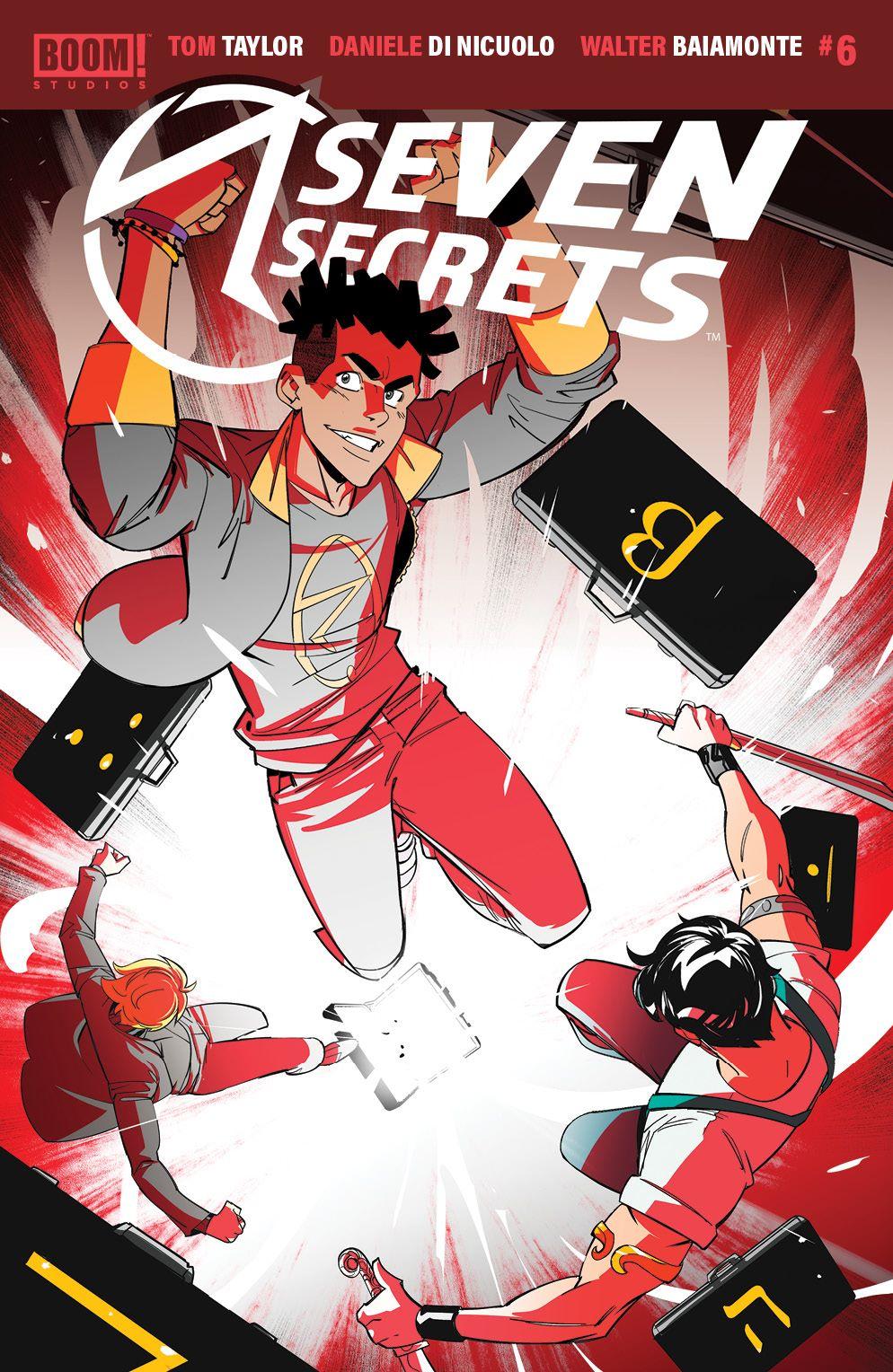 SevenSecrets_006_Cover_A_Main ComicList: BOOM! Studios New Releases for 01/13/2021