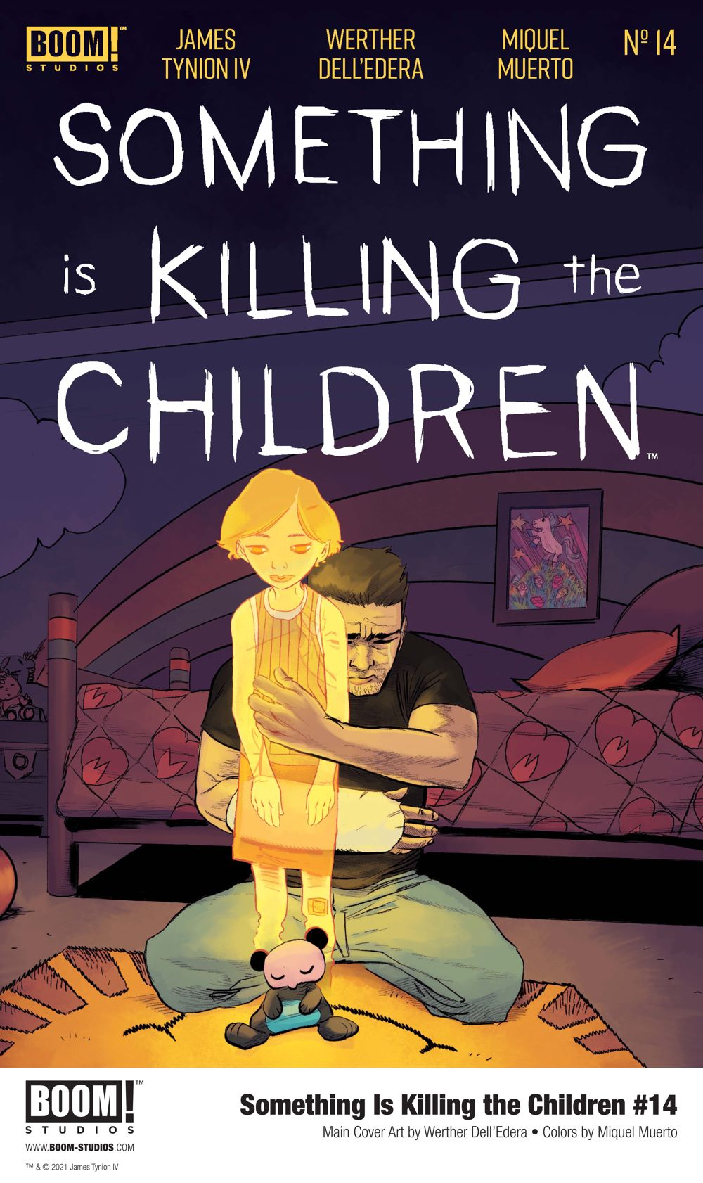 SomethingKillingChildren_014_Cover_Main_PROMO Your First Look at BOOM! Studios' SOMETHING IS KILLING THE CHILDREN #14
