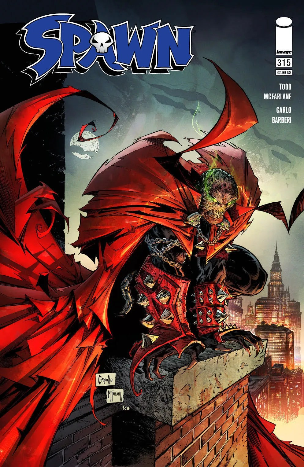Spawn-315_Cover_B_c6815a0147f8285e3b5042ebb3626151 ComicList: Image Comics New Releases for 02/24/2021
