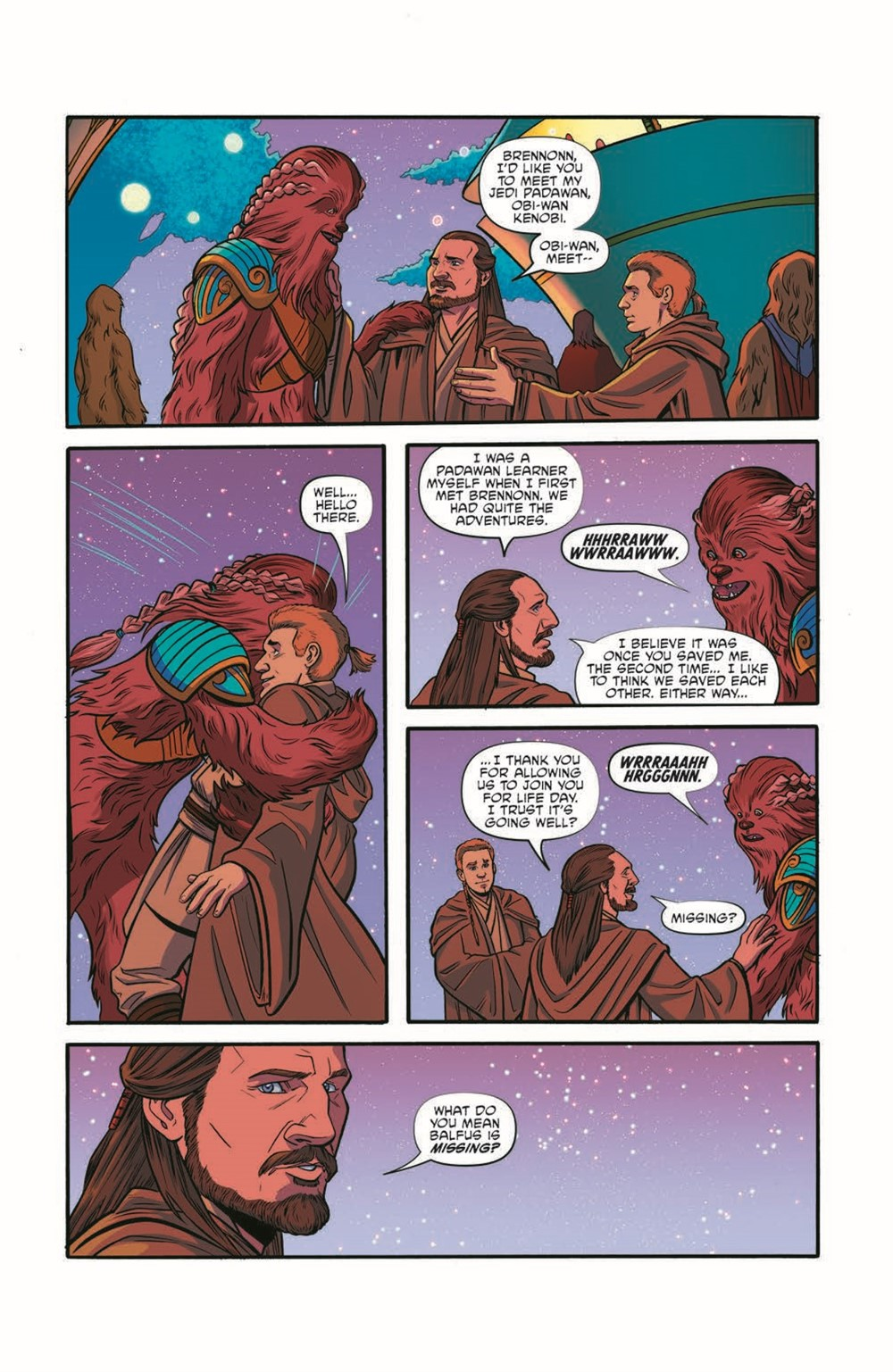 StarWarsAdv03-pr-6 ComicList Previews: STAR WARS ADVENTURES VOLUME 2 #3