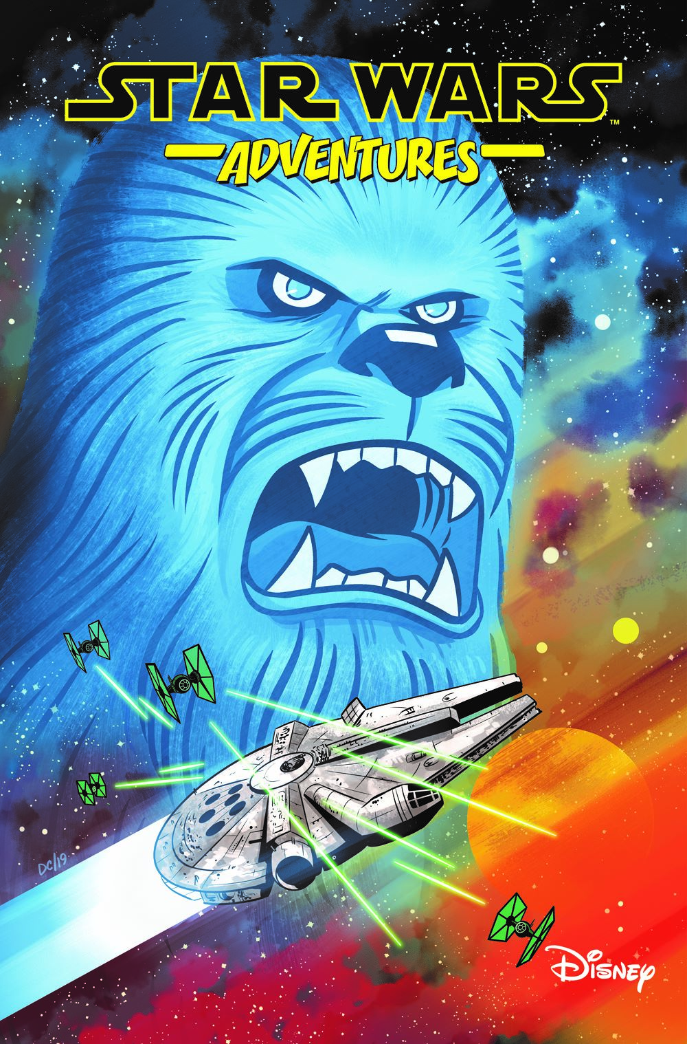 StarWars_V11 ComicList: IDW Publishing New Releases for 01/27/2021