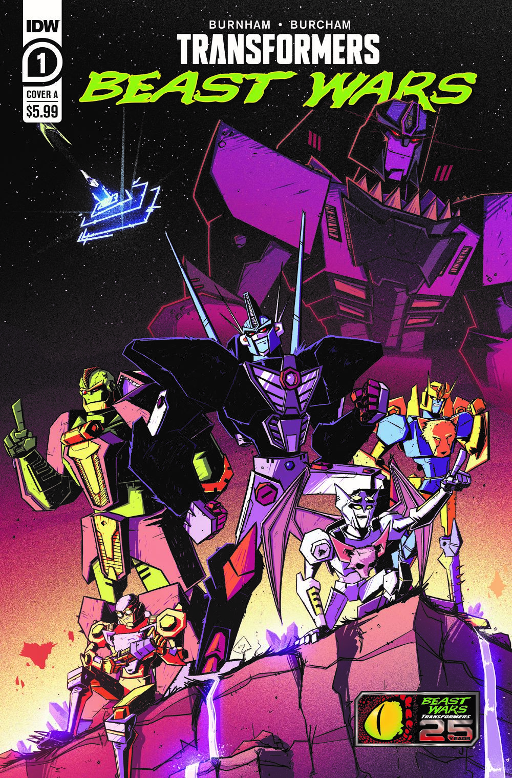 TFBW-Cover-A ComicList: IDW Publishing New Releases for 02/03/2021