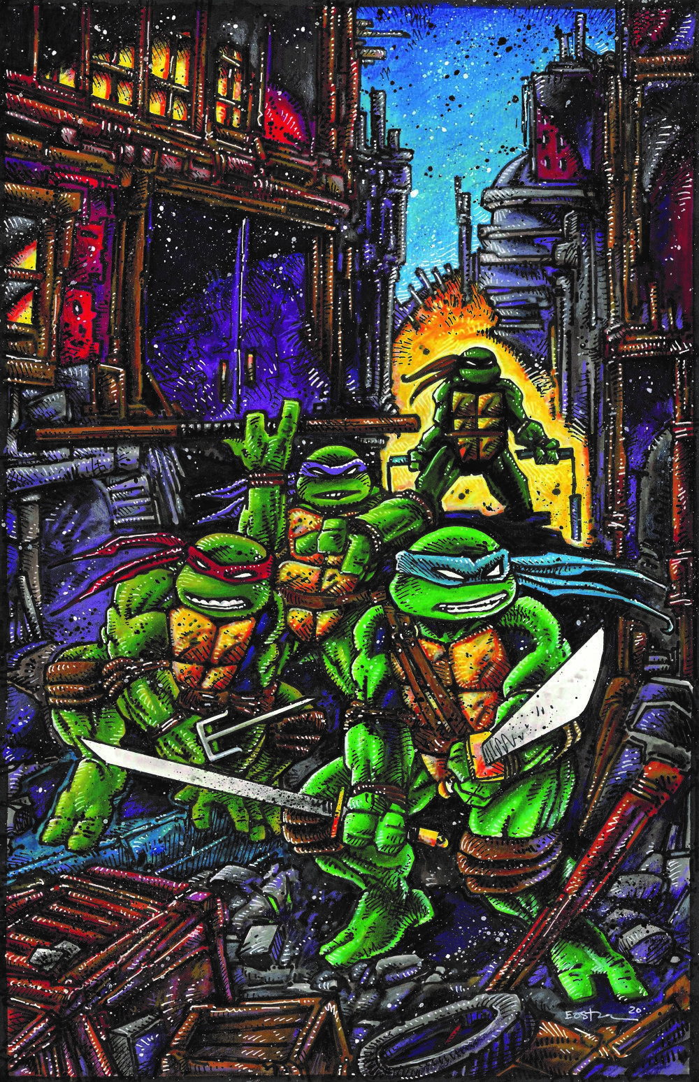 TMNT-TPB-5-Final ComicList: IDW Publishing New Releases for 02/03/2021
