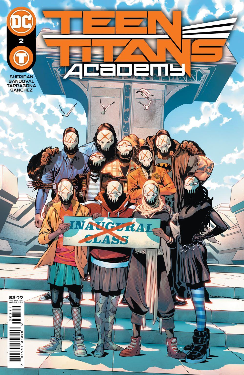 TT_ACADEMY_Cv2 DC Comics April 2021 Solicitations