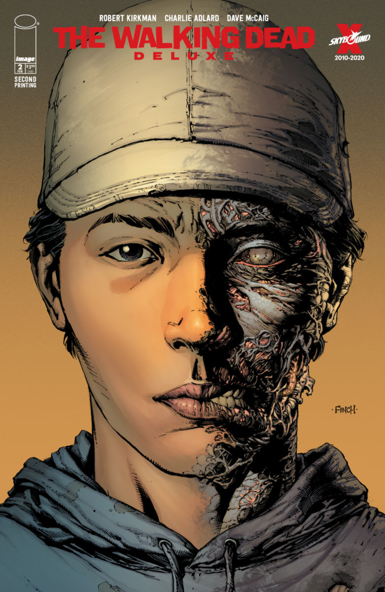 The Walking Dead Ddl : walking, WALKING, DELUXE, Return, Second, Printings, GoCollect