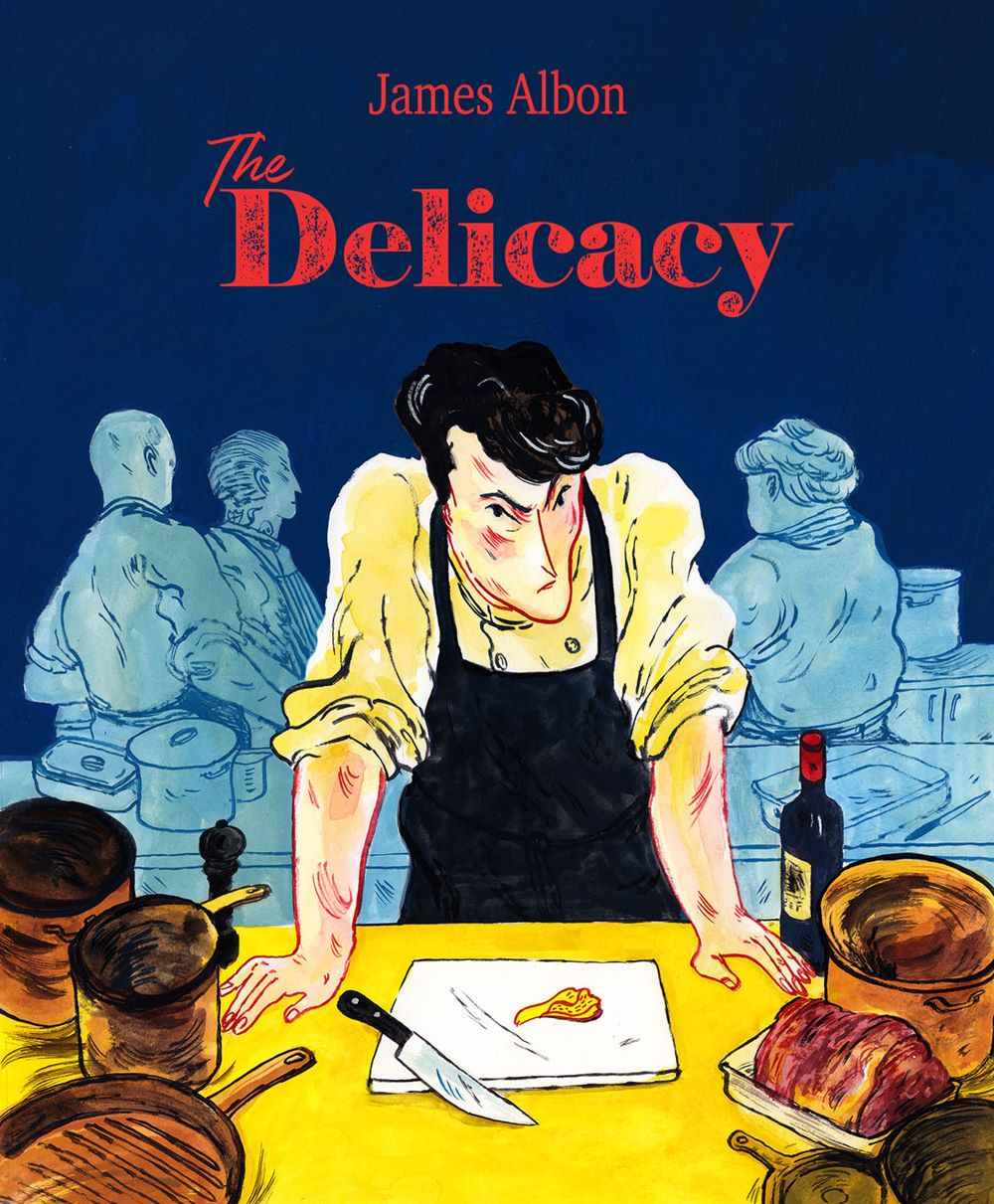 The-Delicacy-COVER-lg-copy IDW Publishing April 2021 Solicitations