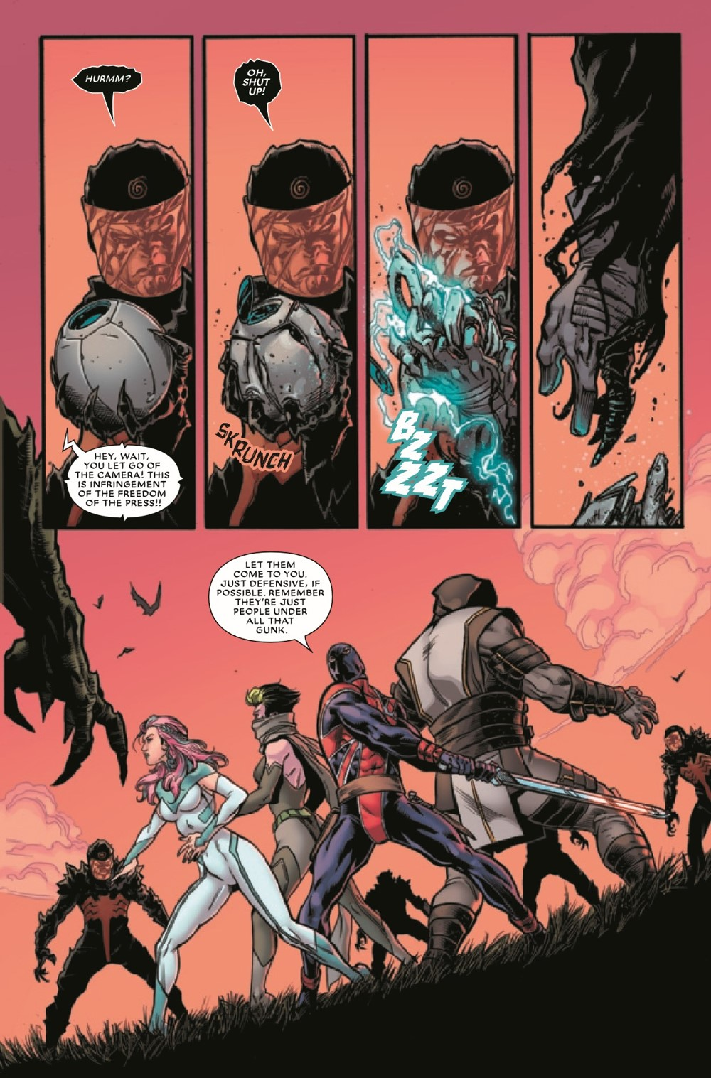 UNION2020002_Preview-5 ComicList Previews: THE UNION #2 (OF 5)