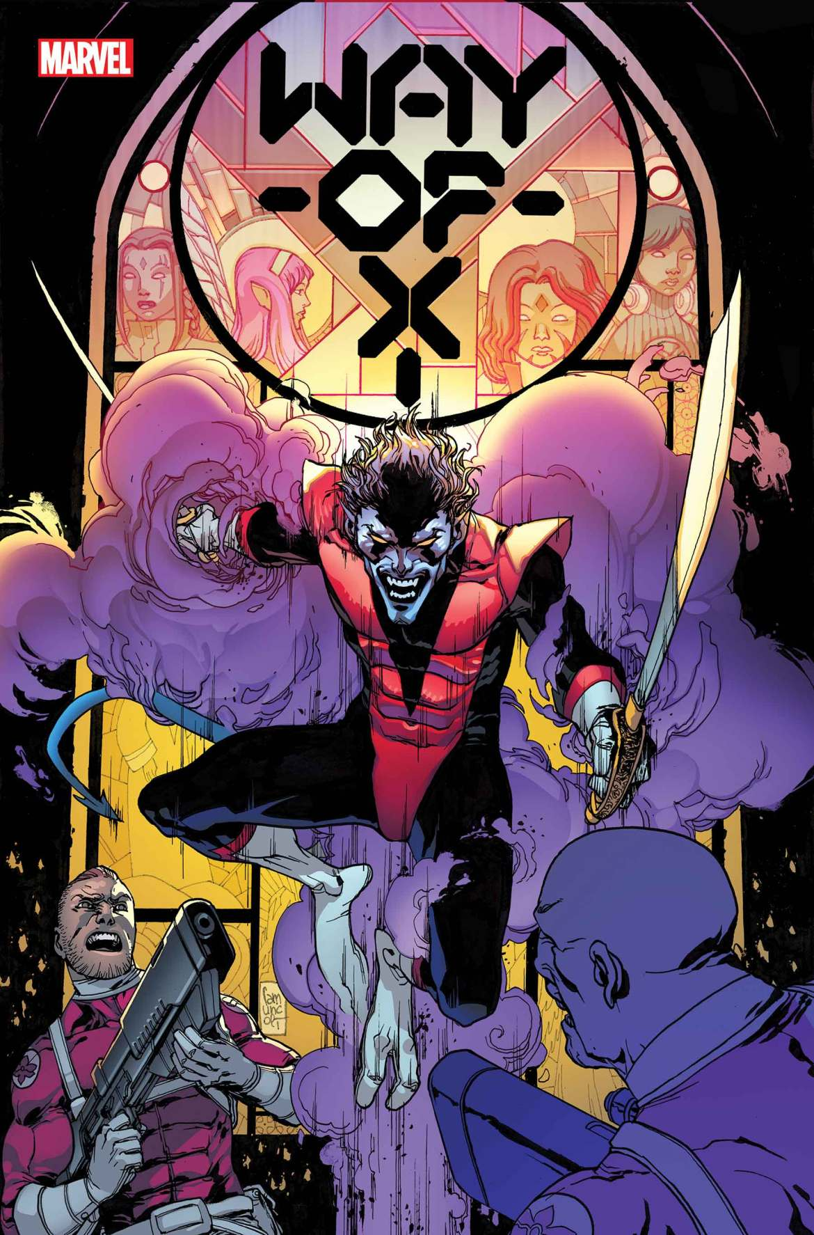 WAYOFX2021001_Cov Nightcrawler takes the lead this April in WAY OF X
