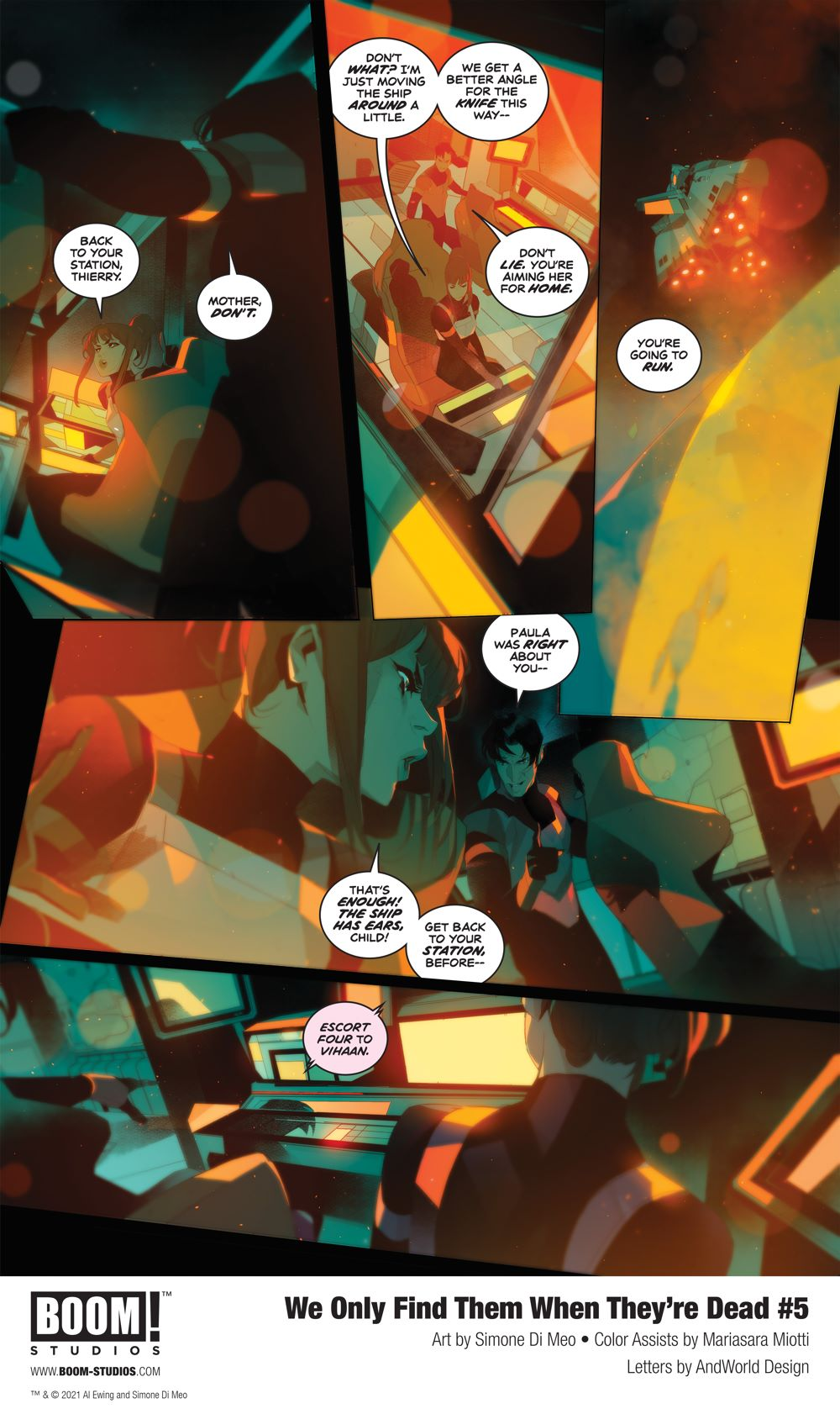 WeOnlyFindThem_005_InteriorArt_005_PROMO First Look at BOOM! Studios' WE ONLY FIND THEM WHEN THEY'RE DEAD #5