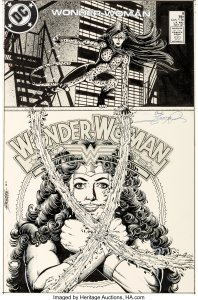 WonderWoman9_1987-198x300 Wonder Woman 84 Art: Pop Quiz Cheetah Sheet