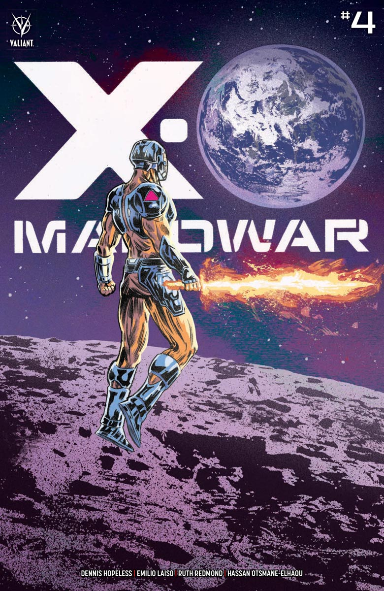 XO_4_COVER_SHANHARA ComicList: Valiant Entertainment New Releases for 01/27/2021