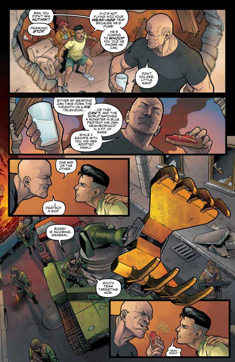 XO_4_PREVIEW_3 ComicList Previews: X-O MANOWAR #4