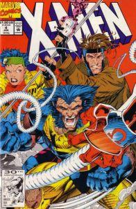 x-men-4-196x300 Comic Trends & Oddballs: X-Men, Spider-Clones, Super Mario