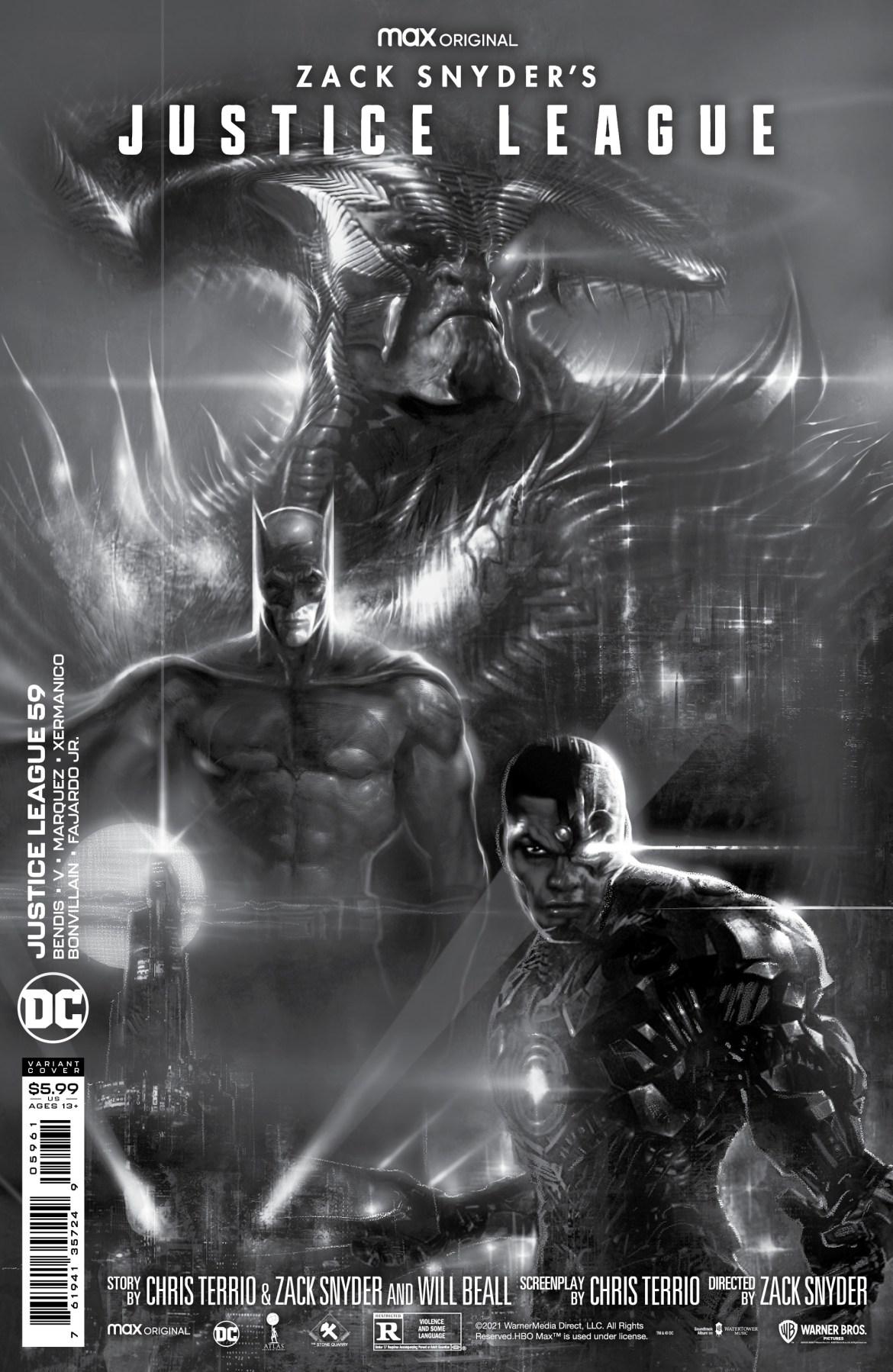 0121DC837 ComicList: DC Comics New Releases for 03/17/2021