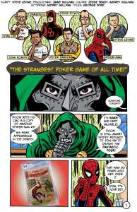 1-194x300 The Collection and Courage of Spider-Steve Levine