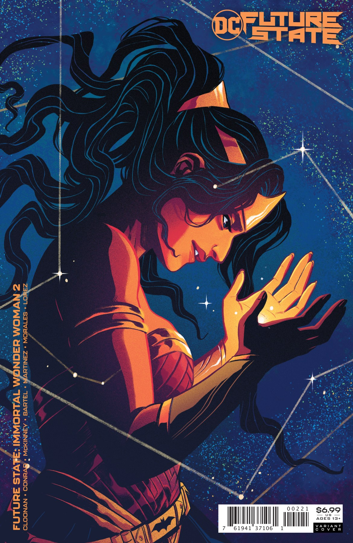 1220DC024 ComicList: New Comic Book Releases List for 02/17/2021