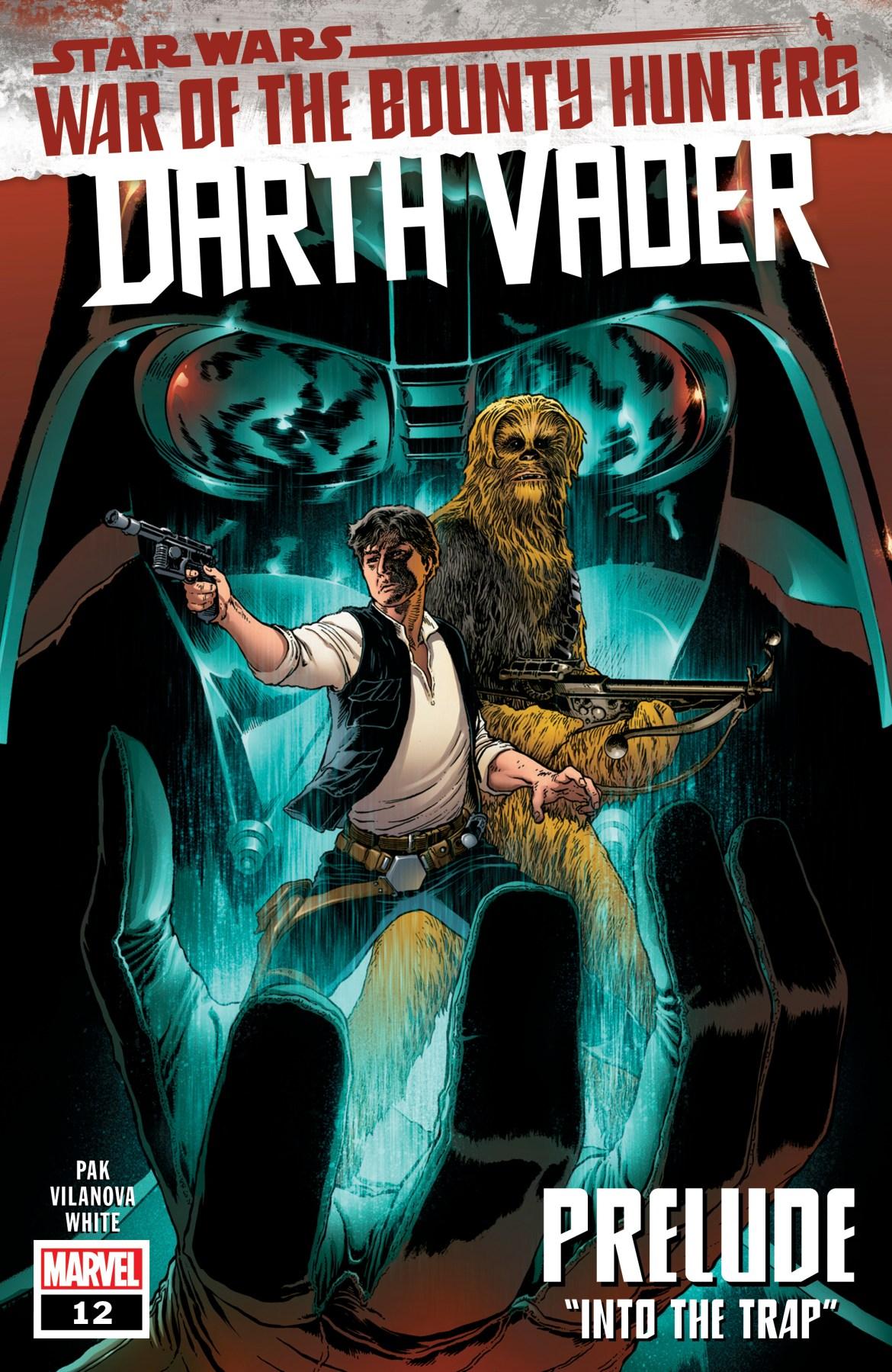 2021_STW-WOTBH_DarthVader_12-1 Marvel Comics May 2021 Solicitations