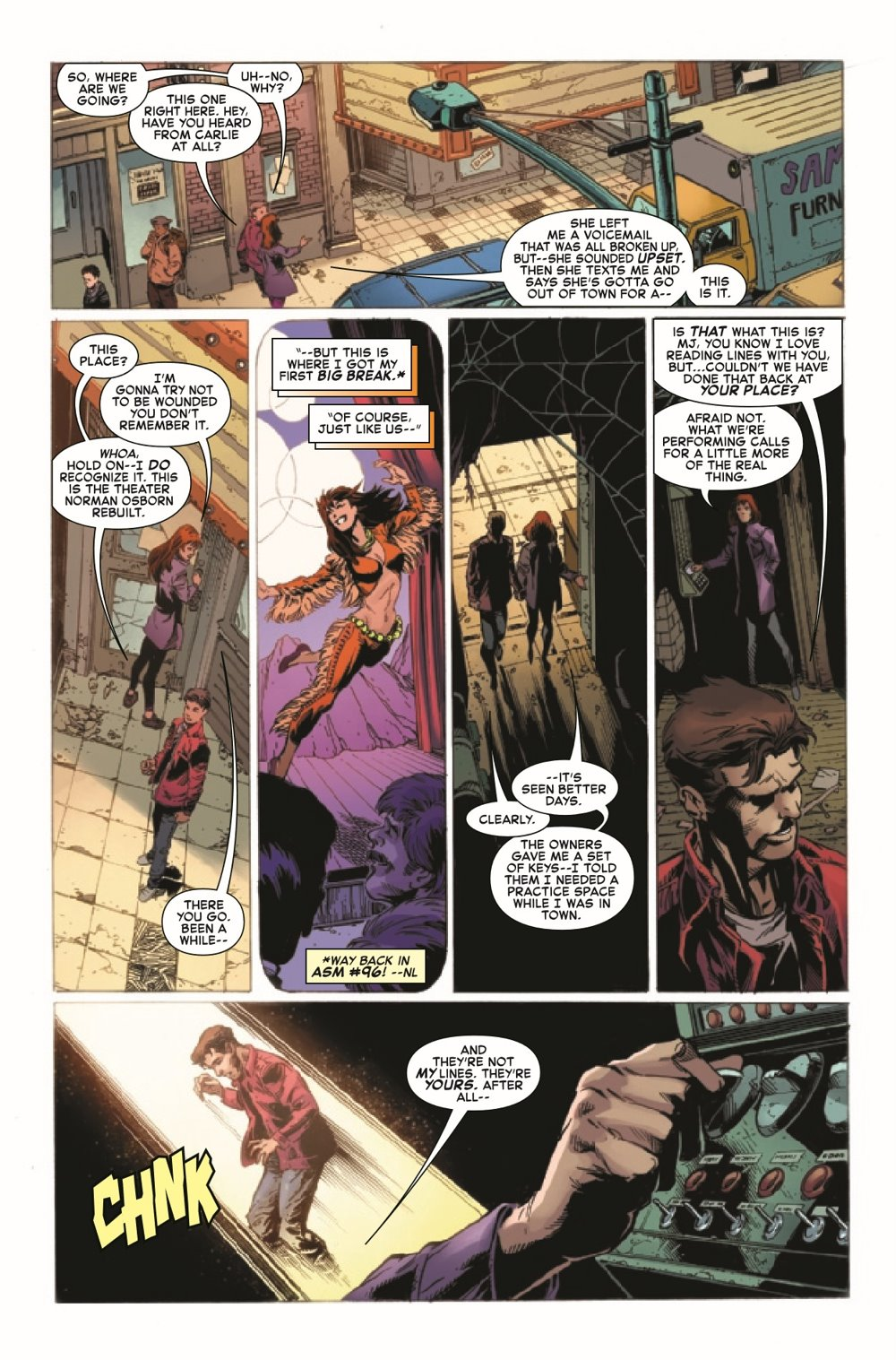 ASM2018060_Preview-4 ComicList Previews: THE AMAZING SPIDER-MAN #60
