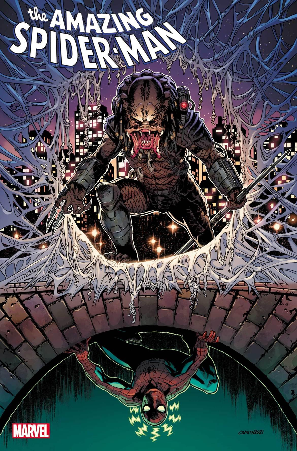 ASM2018065_Smith_PredatorVar Marvel Comics May 2021 Solicitations