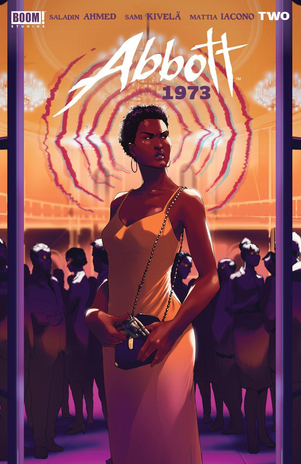 Abbott_1973_002_Cover_A_Main ComicList: BOOM! Studios New Releases for 02/17/2021