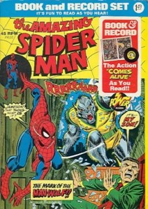 Amazing-Spider-Man-PR10-212x300 Power Records Comics: Superheroes, SciFi, and More