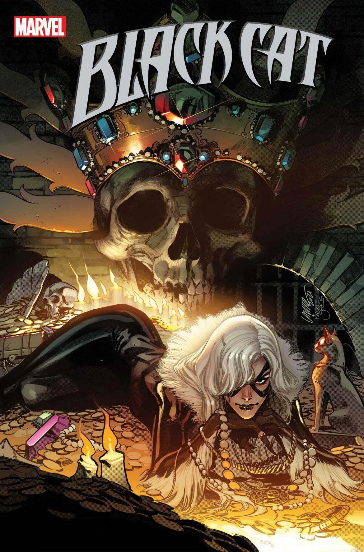 BLACKCAT2020006_cov Marvel Comics May 2021 Solicitations