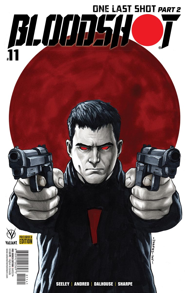 BLOODSHOT_PREORDER ComicList: Valiant Entertainment New Releases for 02/24/2021